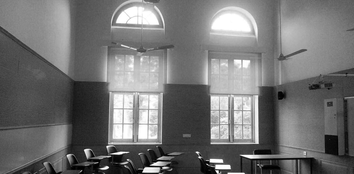 Smart Class Room, The Doon School, Dehradun,India