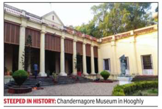 Chandernagore heritage website on its way