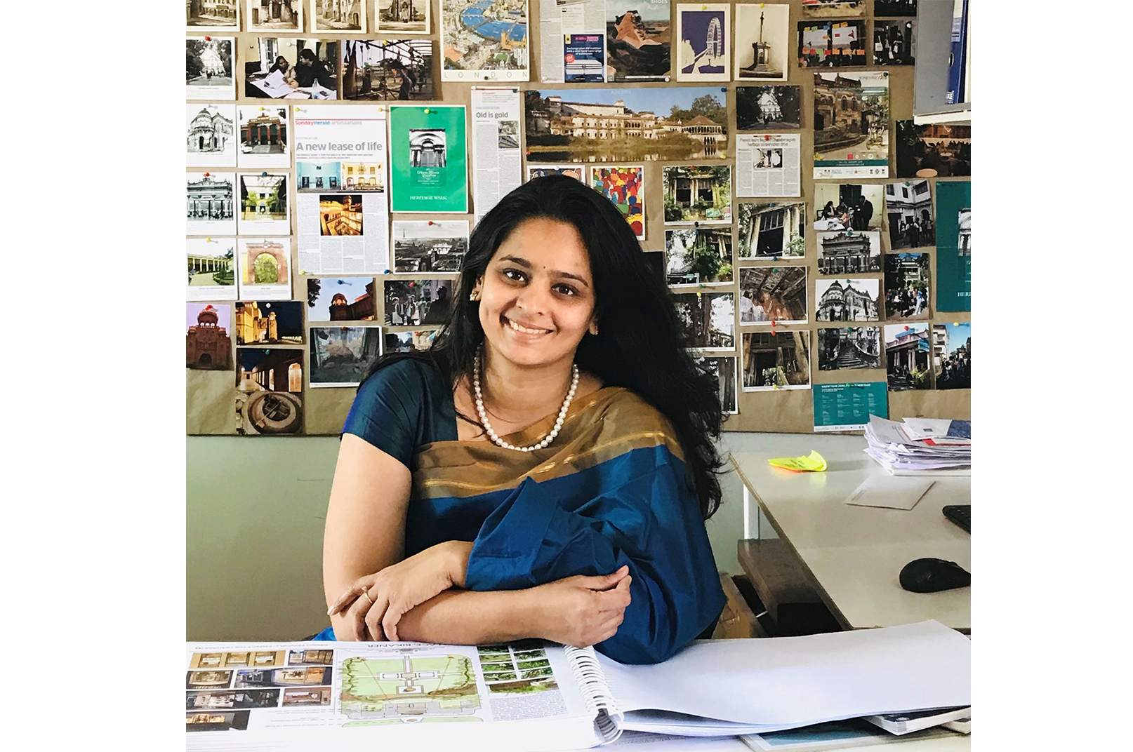 Heritage Schools to Old Havelis: This Woman is Using The Past To Redesign the Future!
