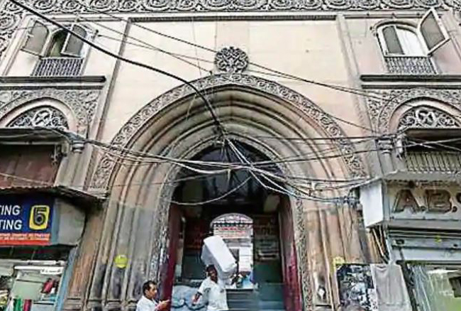 A workshop for heritage structure owners of Shahjahanabad on how to renovate properties