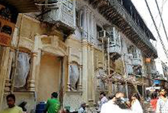 Seeking brides family restores haveli