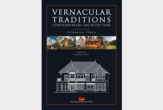 TERI Published a new book on 'Vernacular Traditions, Contemporary Architecture