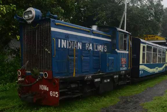 UNESCO worried about world heritage Darjeeling Himalayan Railway