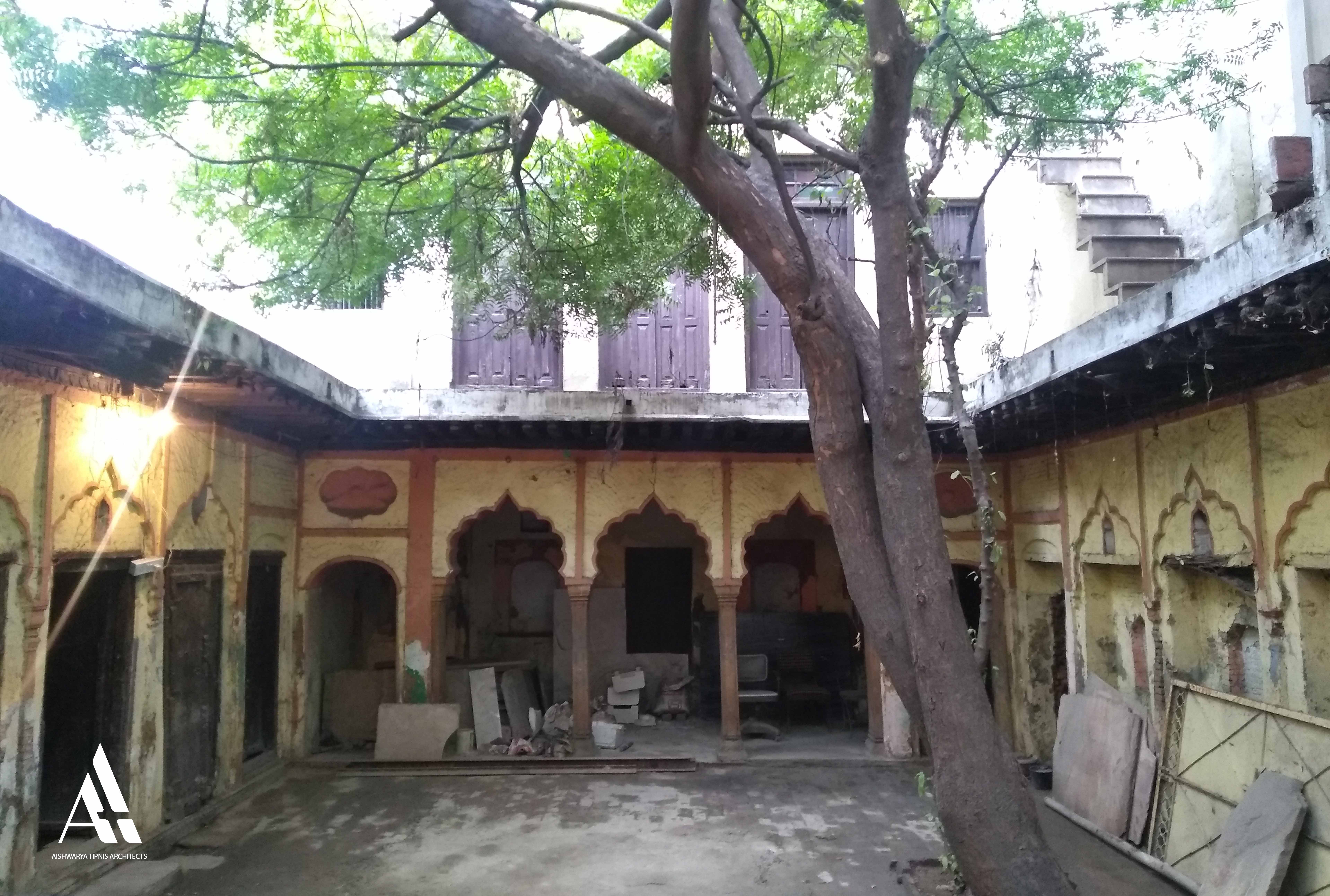 Restoration and Adaptive Reuse of Private Haveli Old Delhi