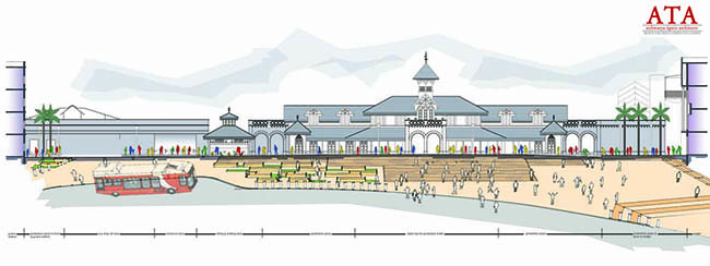 Urban Design Strategy & Conservation Plan for Bandra Station, Mumbai