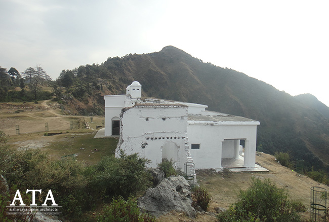 Conservation Assessment Report for Everest Cottage, Mussoorie