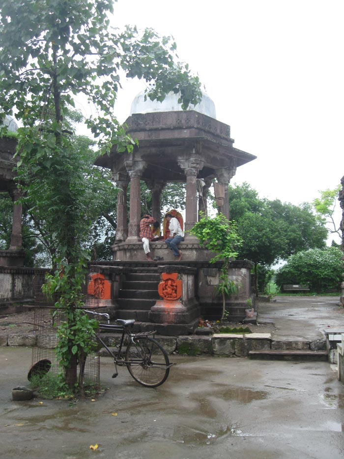 Restoration of Chamundamata Temple,Distt Ujjain,Madhya Pradesh