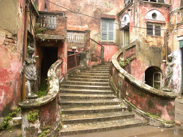 French Colonial Town of Chandernagore, West Bengal