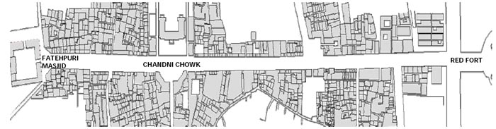 Urban Conservation Plan for Chandni Chowk Streetscape