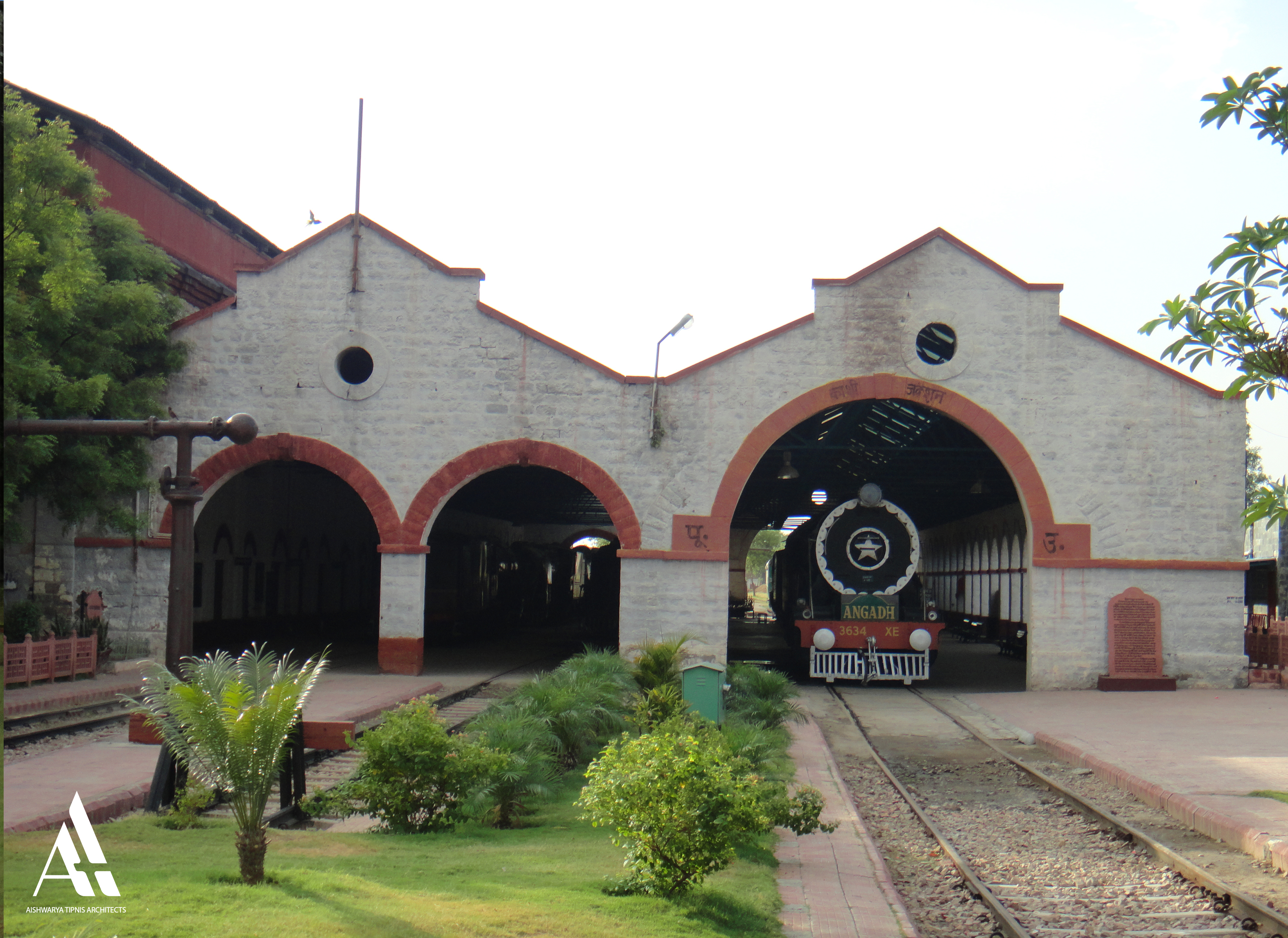 Masterplan for Rewari Steam Centre & Museum