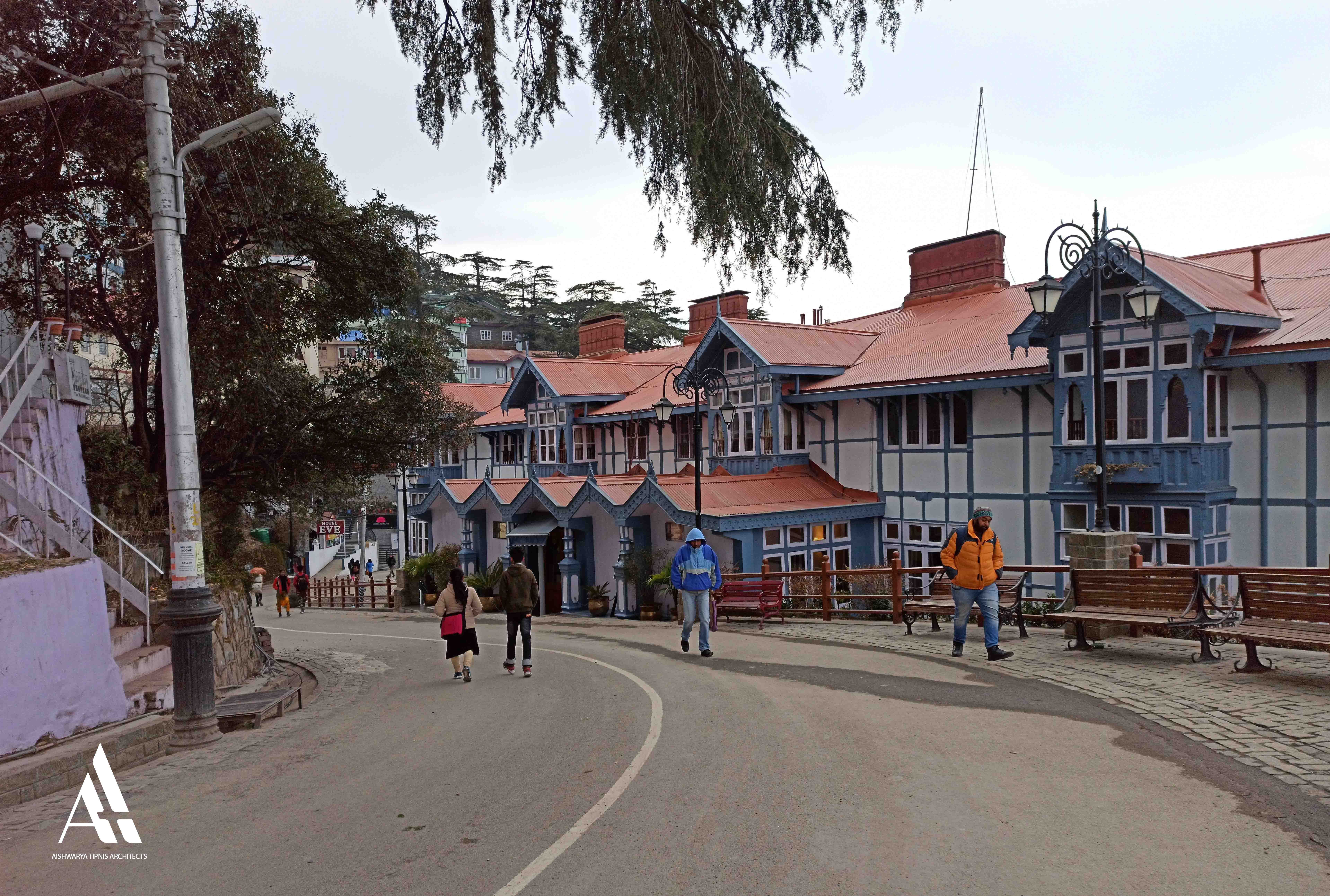 Conservation Strategy for The Clarkes, Simla