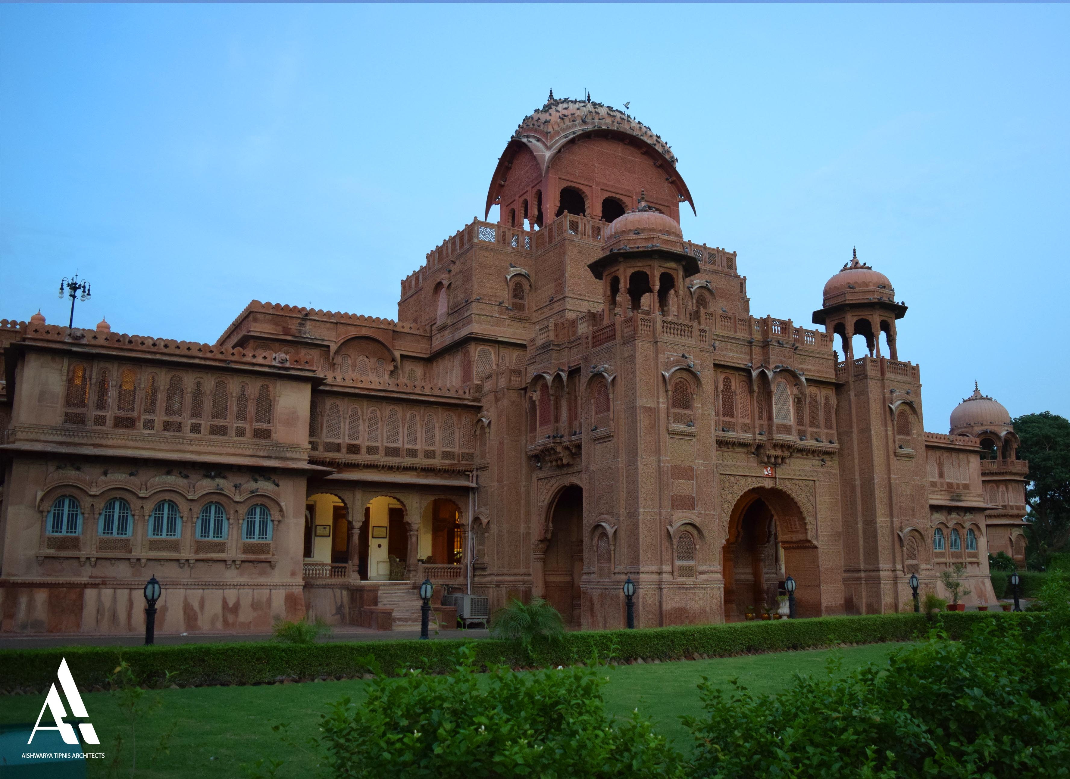 Restoration of Laxmi Nivas Palace, Bikaner