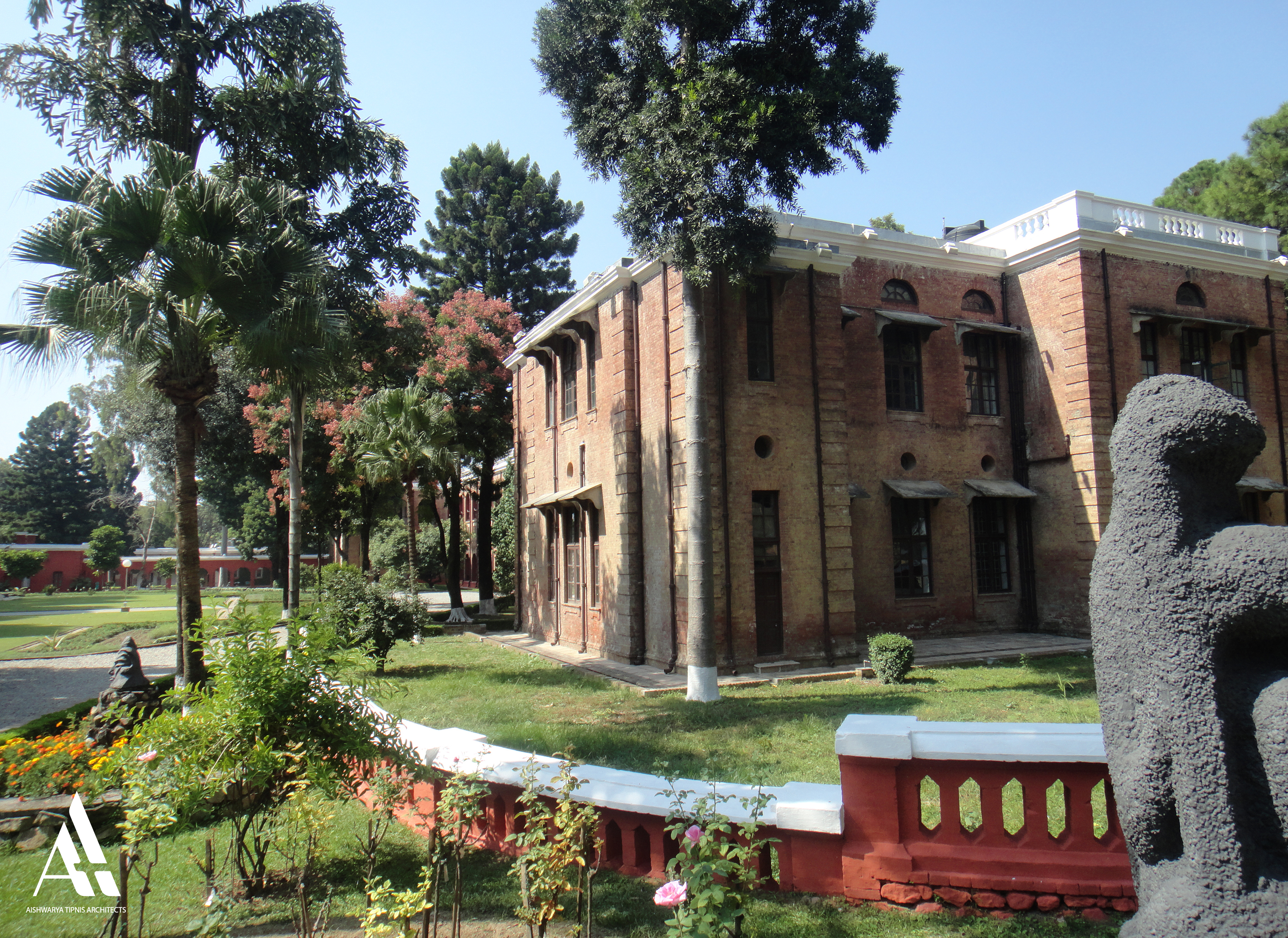 Restoration of the Main Building of the Doon School, Dehradun