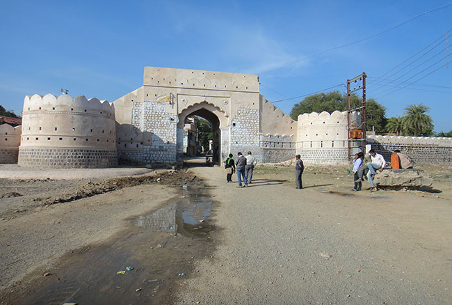 Restoration of Mahidpur Fort Distt Ujjain, Madhya Pradesh