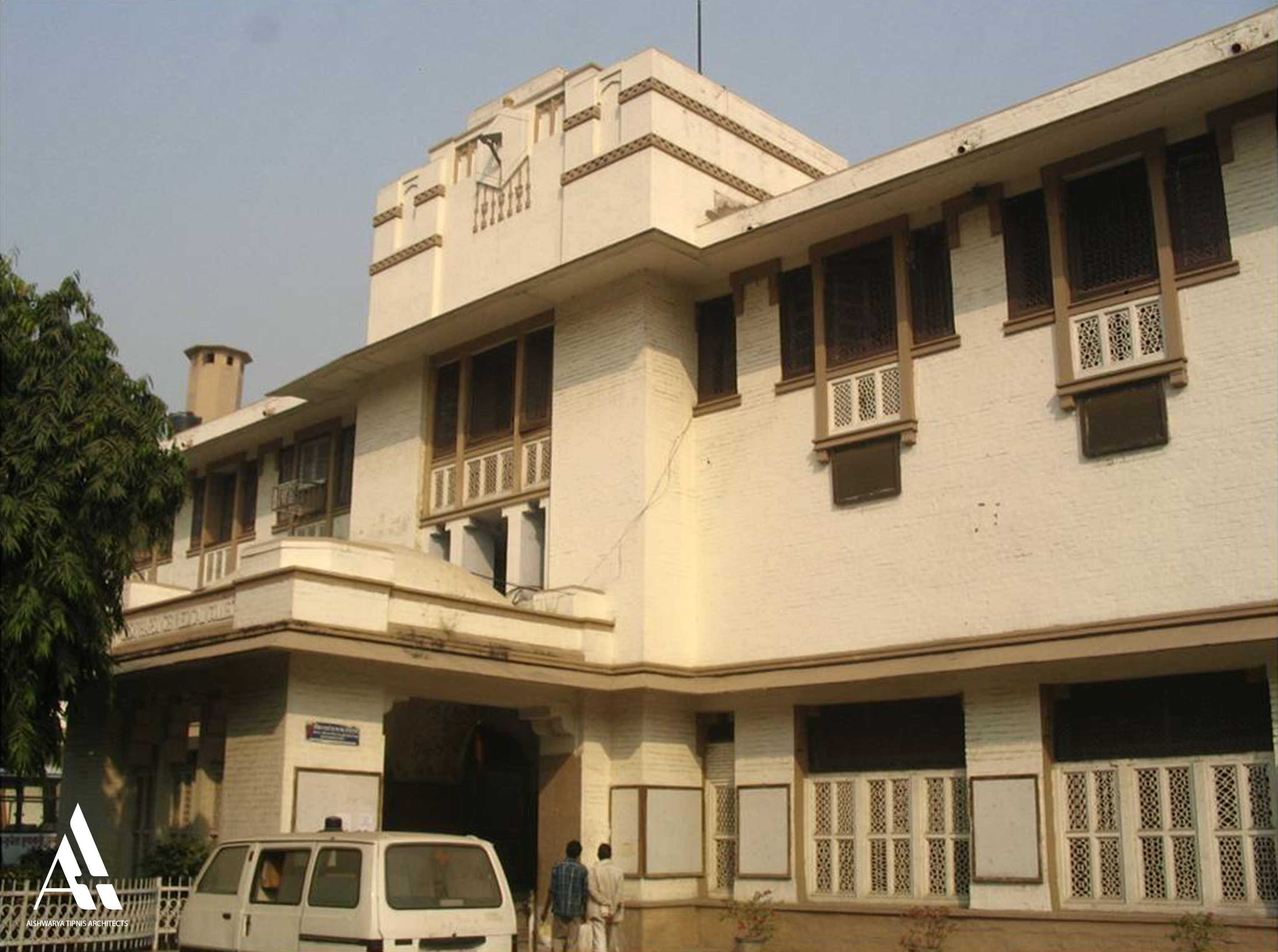 Urban Conservation Plan for Lady Hardinge Medical College & Associated Hospitals